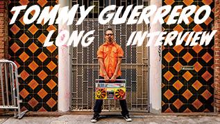 TommyGuerrero『サンシャイン・ラジオ(Sunshine Radio)』ロングインタビュー